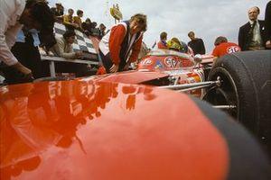 Ronnie Peterson, March 711 Ford, GP di Gran Bretagna del 1971