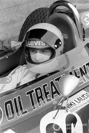 Niki Lauda, March 711, retired on lap 20