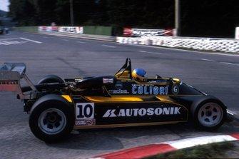 Michele Alboreto, Minardi F2