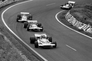 Henri Pescarolo, Matra MS120, Jack Brabham, Brabham BT33, Denny Hulme, Mclaren M14A, Ronnie Peterson, March 701