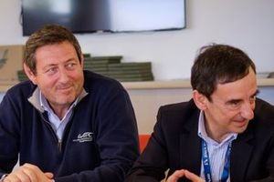 Gerard Neveu, CEO WEC, Pierre Fillion, ACO president