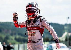 Победитель гонки Нико Мюллер, Audi Sport Team Abt Sportsline