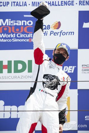 Gianmarco Quaresmini, Tsunami RT