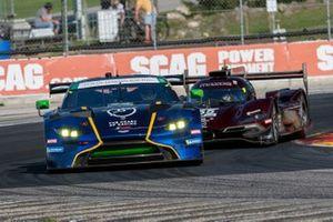 #23 Heart Of Racing Team Aston Martin Vantage GT3: Roman De Angelis, Ian James