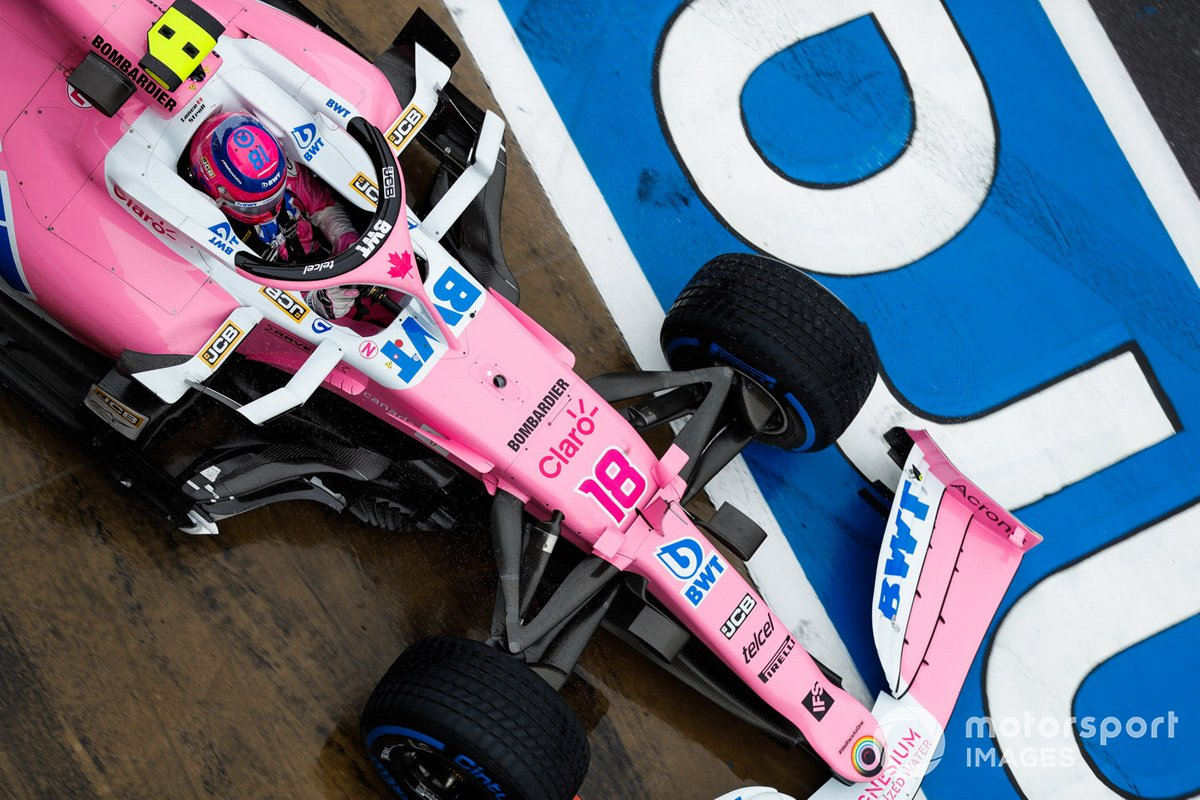 12 - Lance Stroll, Racing Point RP20