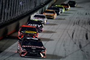 Erik Jones, Joe Gibbs Racing, Toyota Camry Craftsman, Martin Truex Jr., Joe Gibbs Racing, Toyota Camry Bass Pro Shops