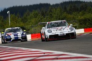 #80 Porsche 911 GT3 Cup: Philipp Neuffer, Johannes Stengel, Nico Menzel