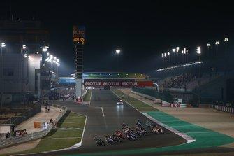 Race start, Jonathan Rea, Kawasaki Racing Team