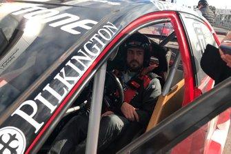 Fernando Alonso, Toyota Corolla Súper TC2000
