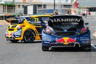 Кевин Хансен и Тимми Хансен, Team Hansen MJP, Peugeot 208 WRX