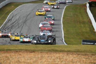 #10 Wayne Taylor Racing Cadillac DPi-V.R. Cadillac DPi: Renger Van Der Zande, Jordan Taylor, Matthieu Vaxiviere