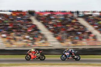 Alvaro Bautista, Aruba.it Racing-Ducati Team, Michael van der Mark, Pata Yamaha