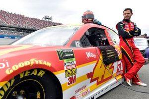 Kyle Larson, Chip Ganassi Racing, Chevrolet Camaro McDonald's