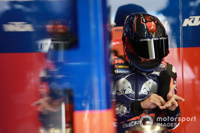 Икер Лекуона, Red Bull KTM Tech 3