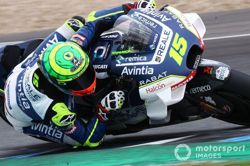 23º Eric Granado, Avintia Racing - 1:43.056