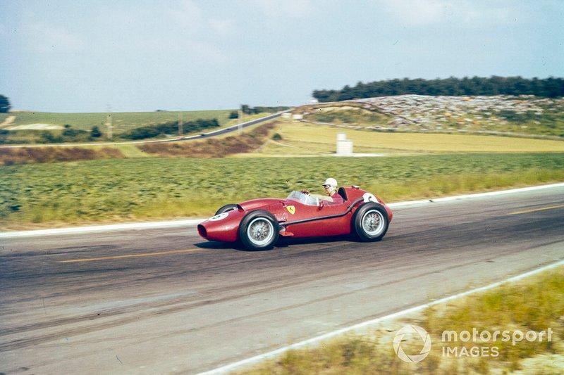 11-15. 18 позиций – Вольфганг фон Трипс, Ferrari: с 21-го на 3-е, Гран При Франции 1958 года