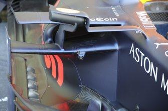 Pontones del RB15 de Red Bull Racing RB15