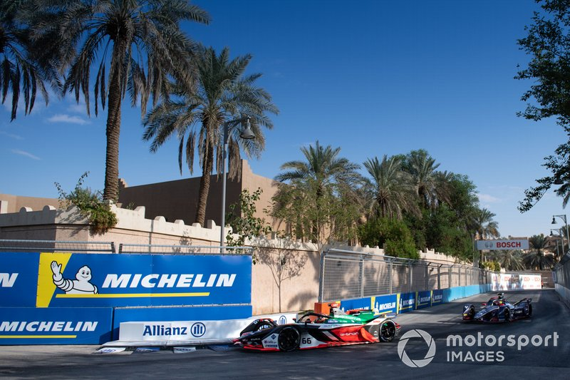 6º Daniel Abt, Audi Sport ABT Schaeffler, Audi e-tron FE06