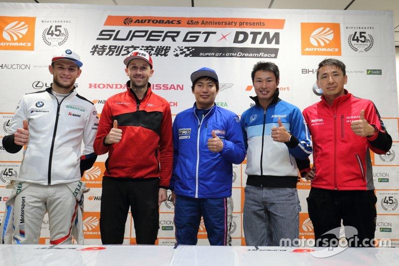 Dream Race Pre-Press Conference