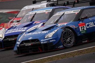 Jann Mardenborough, #12 IMPUL GT-R