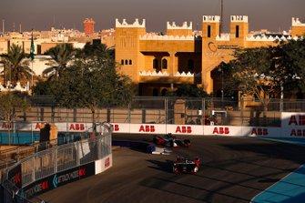 Lucas Di Grassi, Audi Sport ABT Schaeffler, Audi e-tron FE06 Daniel Abt, Audi Sport ABT Schaeffler, Audi e-tron FE06