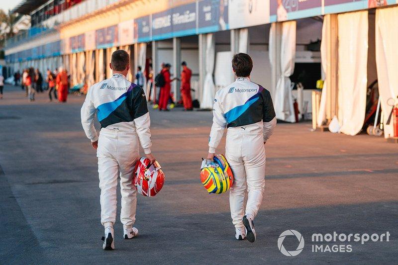 Maximilian Günther, BMW I Andretti Motorsports, Alexander Sims, BMW I Andretti Motorsports, BMW iFE.20