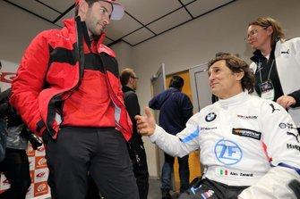 Mike Rockenfeller, Alessandro Zanardi