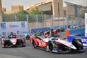 Felipe Massa, Venturi, EQ Silver Arrow 01 Sébastien Buemi, Nissan e.Dams, Nissan IMO2, Daniel Abt, Audi Sport ABT Schaeffler, Audi e-tron FE06