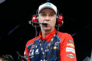 William Byron, Hendrick Motorsports, Chevrolet Camaro Axalta 'Color of the Year' Crew chief Chad Knaus