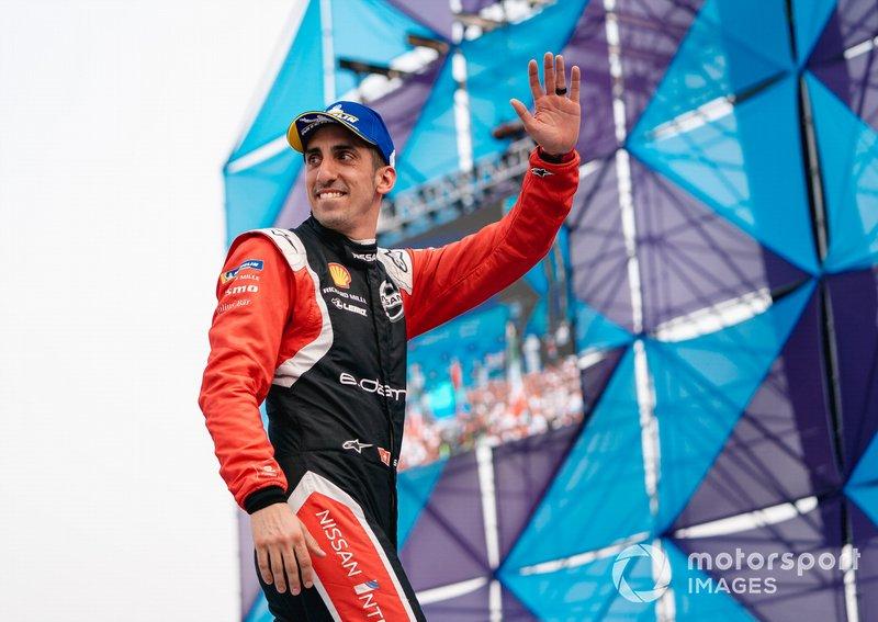 Campeão da F-E e ex-F1, Sébastien Buemi nascia em 1988