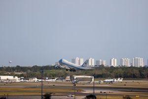 Air Force One auf dem Daytona International Airport