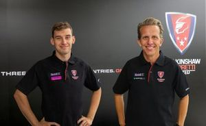 Kurt Kostecki and Warren Luff, Walkinshaw Andretti United