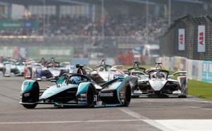 James Calado, Jaguar Racing, Jaguar I-Type 4 Brendon Hartley, Dragon Racing, Penske EV-4