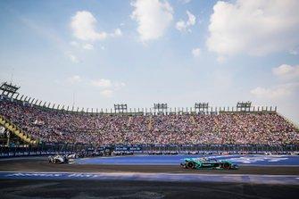 Mitch Evans, Jaguar Racing, Jaguar I-Type 4 Nyck De Vries, Mercedes Benz EQ, EQ Silver Arrow 01, Sébastien Buemi, Nissan e.Dams, Nissan IMO2