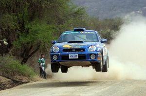 Andres Montalto, Subaru Impreza