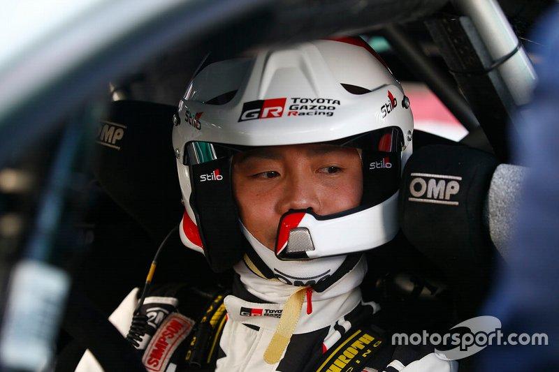 Takamoto Katsuta, Toyota Gazoo Racing WRT Toyota Yaris WRC