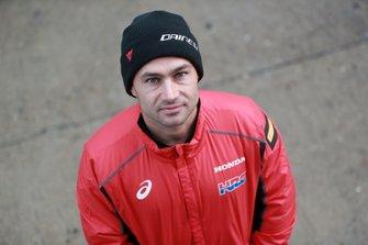 Leon Haslam, Team HRC