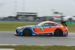 #74 Riley Motorsports, Mercedes-AMG GT3, GTD: Lawson Aschenbach, Ben Keating, Gar Robinson, Felipe Fraga