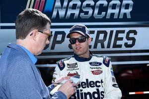 David Ragan, Rick Ware Racing, Ford Mustang Select Blinds
