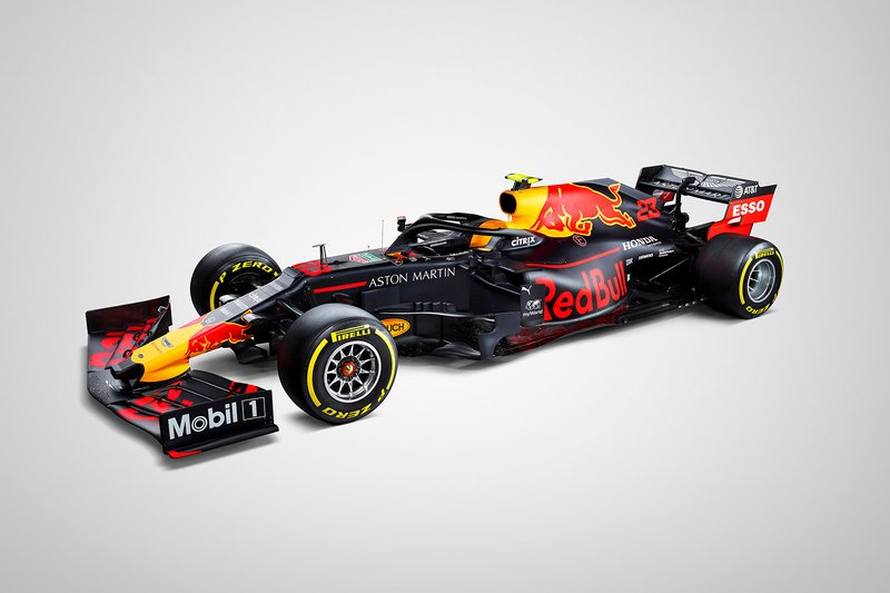 Автомобиль Red Bull Racing RB15
