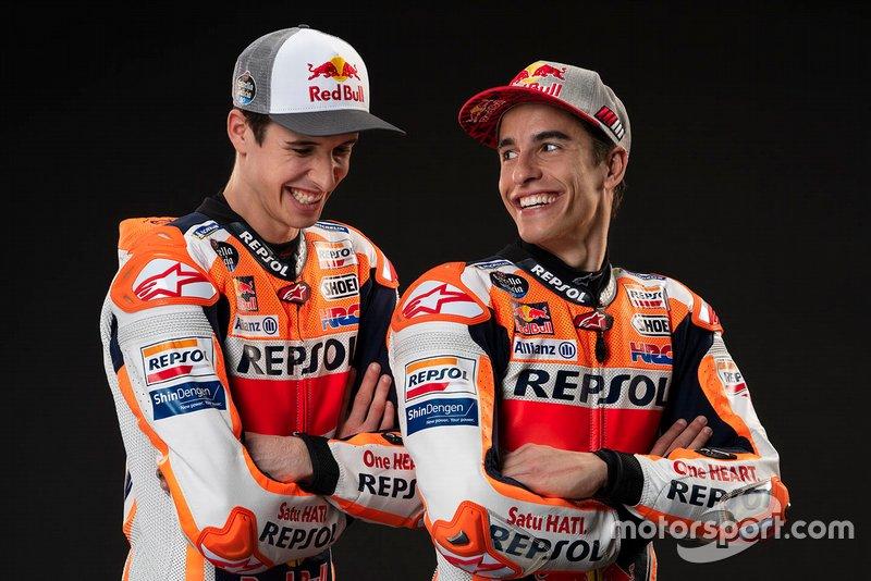 Alex Marquez, Marc Marquez, Repsol Honda Team