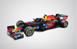 Детали Red Bull Racing RB16