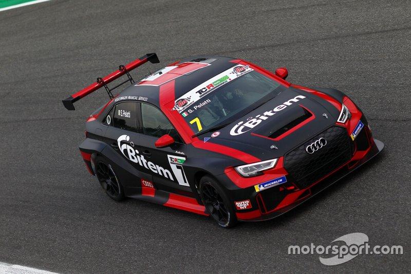 Sandro Pelatti, Scuderia del Girasole by Audi Sport, Audi RS 3 LMS TCR DSG