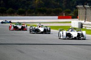Edoardo Mortara Venturi, EQ Silver Arrow 01 Stoffel Vandoorne, Mercedes Benz EQ Formula, EQ Silver Arrow 01, Lucas Di Grassi, Audi Sport ABT Schaeffler, Audi e-tron FE06