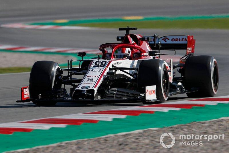 Alfa Romeo: Antonio Giovinazzi y Kimi Räikkönen acaban contrato en 2020