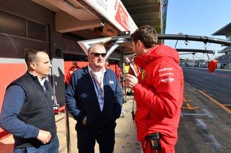 Jo Bauer, Technical Delegate, FIA