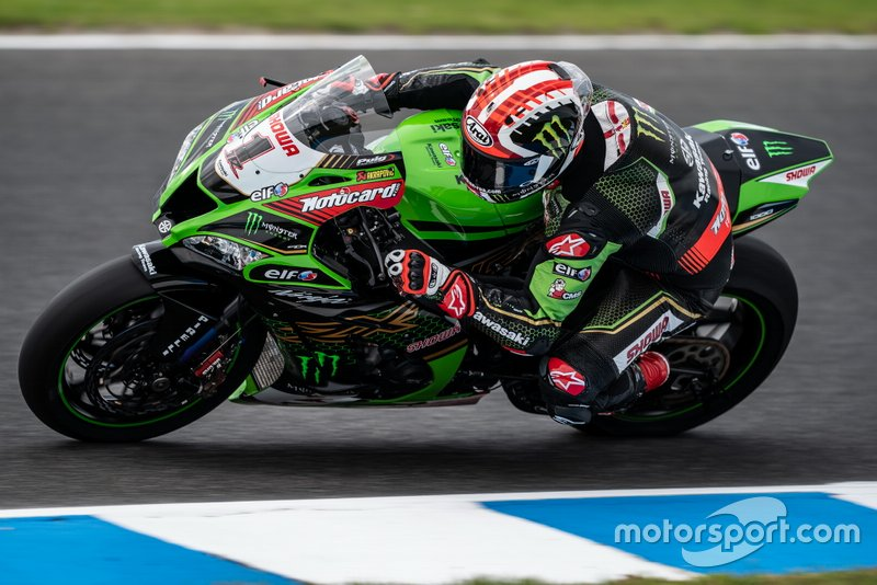#º Jonathan Rea, Kawasaki Racing Team