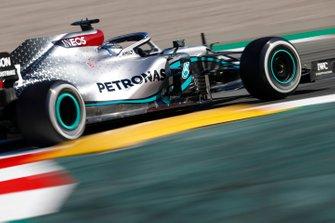 Valtteri Bottas, Mercedes F1 W11 EQ Power+