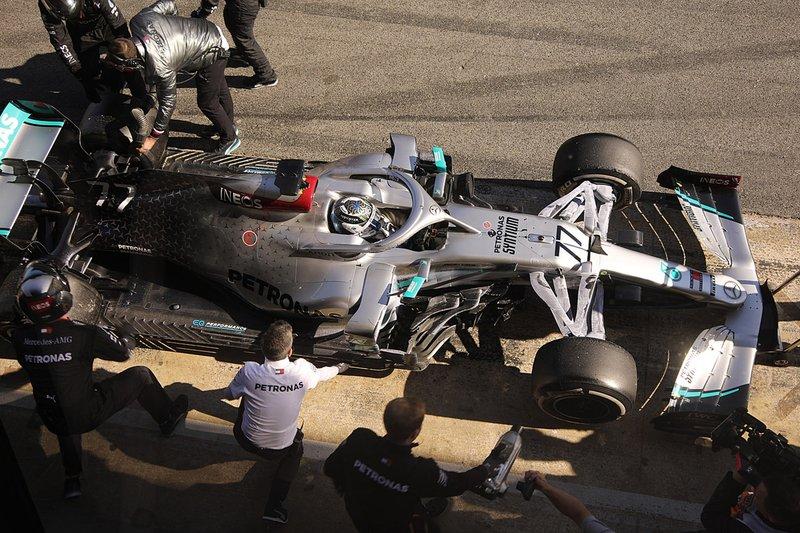 Valtteri Bottas, Mercedes AMG F1 W11