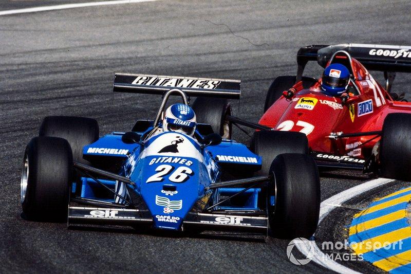 Raul Boesel - 23 GPs